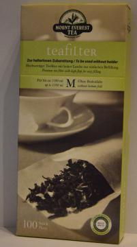 Sachet individuel pour mug / théière / 100