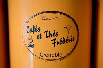 """Boîte à thé """"Frédéric"""" 125gr"""